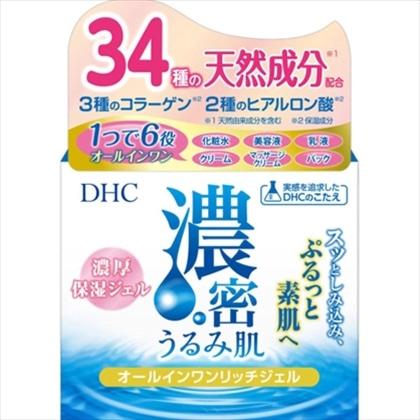DHC 濃密うるみ肌 オールインワンリッチジェル 120g