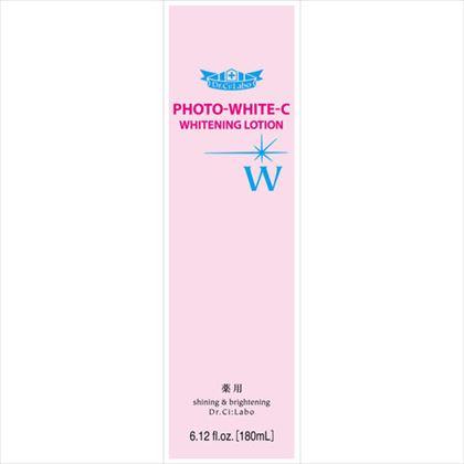 ドクターシーラボ フォトホワイトC薬用ホワイトニングローション 180ml [医薬部外品]