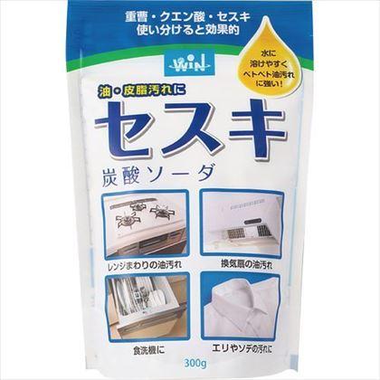 セスキ 炭酸ソーダ 家庭用洗浄剤 300g