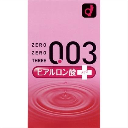ゼロゼロスリー ヒアルロン酸 ナチュラル 10個