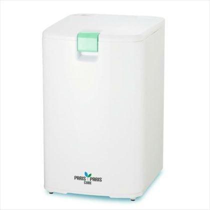 生ごみ減量乾燥機 パリパリキューブ グリーン PPC-01-GN(1-5人用)