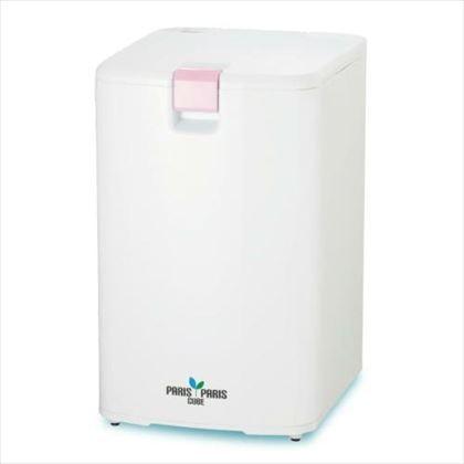 生ごみ減量乾燥機 パリパリキューブ ピンク PPC-01-PK(1-5人用)