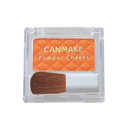 CANMAKE[キャンメイク] パウダーチークス PW16 ネーブルオレンジ