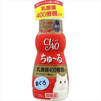 CIAO 乳酸菌ちゅ〜る まぐろ 120g