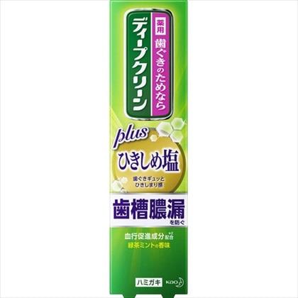 ディープクリーン 薬用ハミガキ ひきしめ塩 100g[医薬部外品]