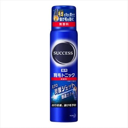 サクセス 薬用育毛トニック 無香料 73g[医薬部外品]