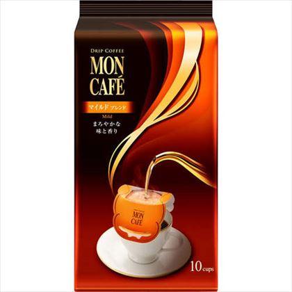 モンカフェ マイルド ブレンド 8.0g×10袋