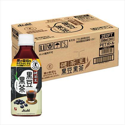 健茶王 黒豆黒茶 350ml×24本(1ケース)
