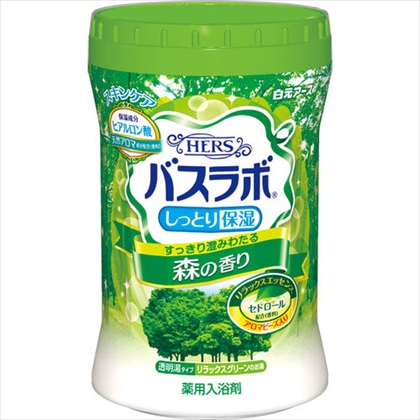 HERSバスラボ ボトル 森の香り 680g[医薬部外品]