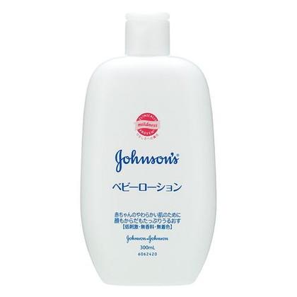 ジョンソン&ジョンソン ベビーローション 無香料 300ml