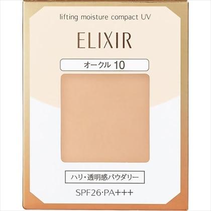 資生堂 エリクシール シュペリエル リフティングモイスチャーパクトUV オークル10 (レフィル)