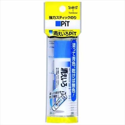 スティックのり 消えいろピット      PKPT-TC