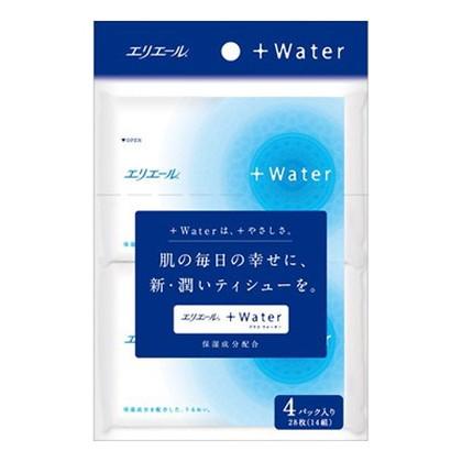 大王製紙 エリエール+Water ポケット4P