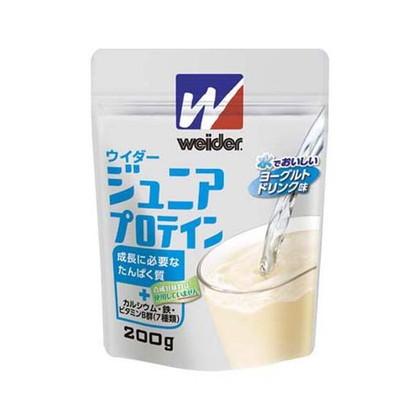 ウィダージュニアプロテインヨーグルトドリンク味 200g