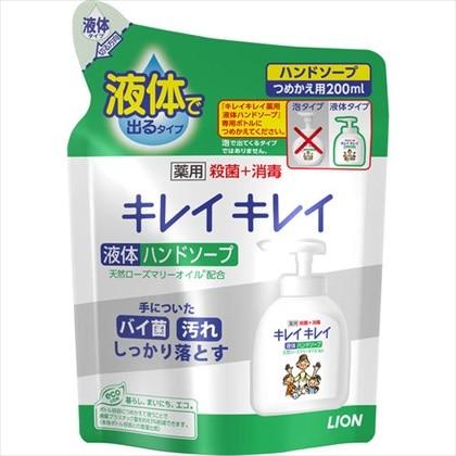キレイキレイ薬用液体ハンドソープ替え200ml