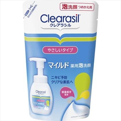 クレアラシル 薬用泡洗顔フォーム 180ml 詰替用