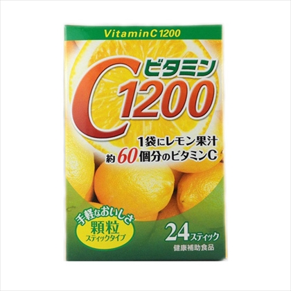 ビタミンC1200 顆粒タイプ CF 2g×24包