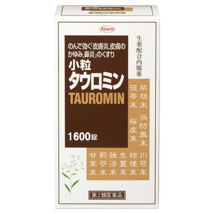 小粒タウロミン 1600錠[第2類医薬品]