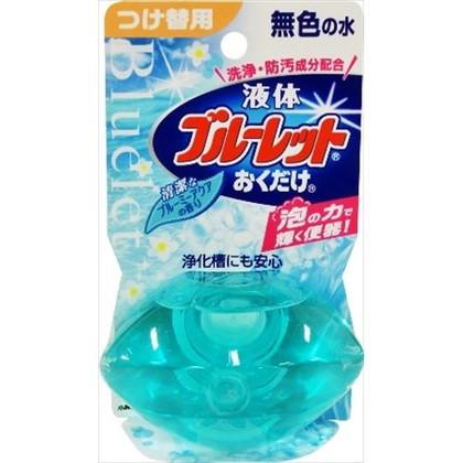 液体 ブルーレット おくだけ 清潔なブルーミーアクアの香り つけ替用 70ml