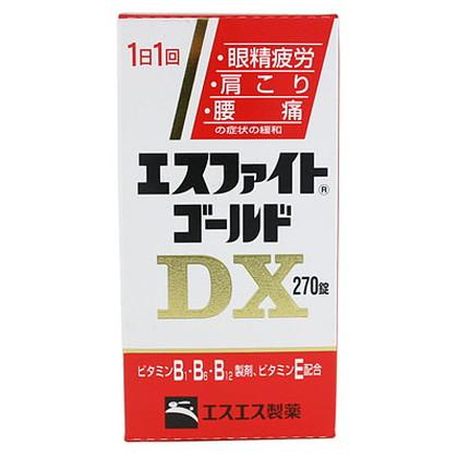 エスファイトゴールドDX 270錠[第3類医薬品]