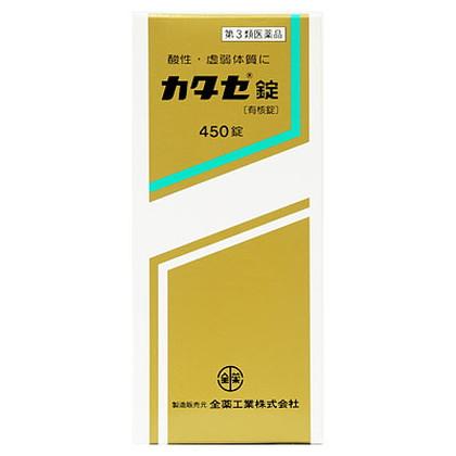 カタセ錠 450錠[第3類医薬品]