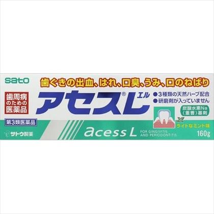 アセスL 160g [第3類医薬品]