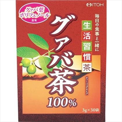 井藤漢方 グァバ茶 3g×30包