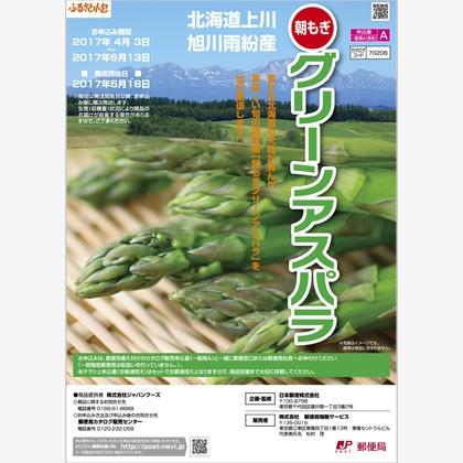 グリーンアスパラ1kg 500g(2L・3L混)×2