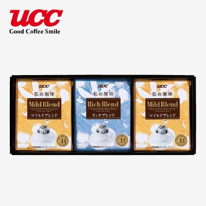 UCC一杯抽出型レギュラーコーヒー「私の珈琲」A