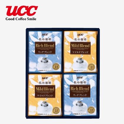 UCC一杯抽出型レギュラーコーヒー「私の珈琲」B