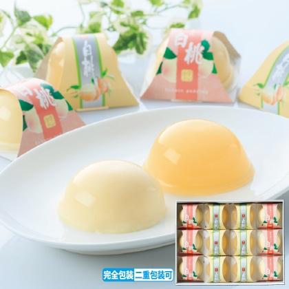 岡山白桃デザート詰合せ