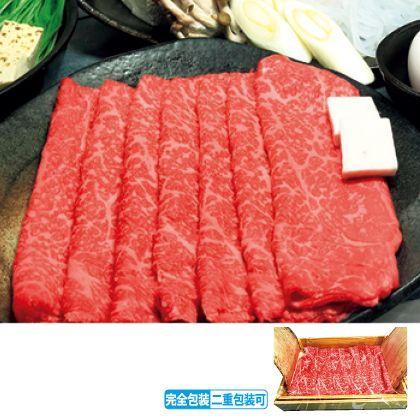 松阪牛ももすき焼用