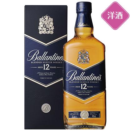 スコッチウイスキー バランタイン12年/ウイスキー(700ml×1)