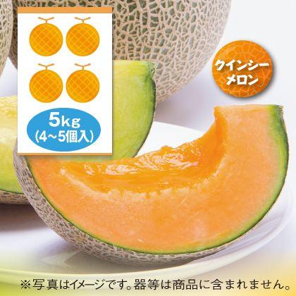 クインシーメロン(5kg)
