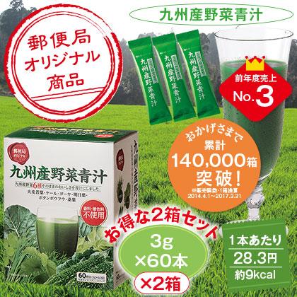 九州産野菜青汁B