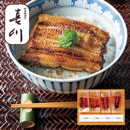 [神田明神下 喜川]国産手焼きうなぎ蒲焼(小丼用)