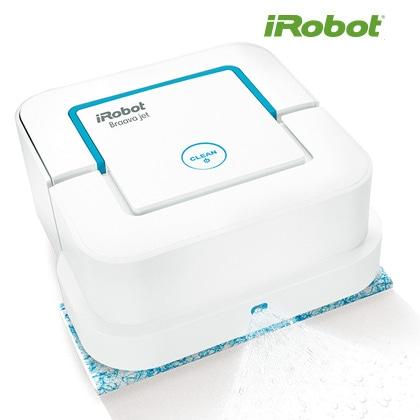 [アイロボット]ブラーバジェット240 床拭きロボット