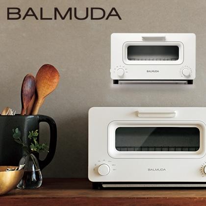 [バルミューダ]BALMUDA The Toaster トースター ホワイト