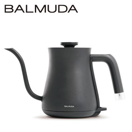 [バルミューダ]BALMUDA The Pot 電子ケトル ブラック