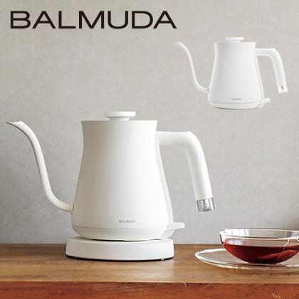 [バルミューダ]BALMUDA The Pot 電子ケトル ホワイト