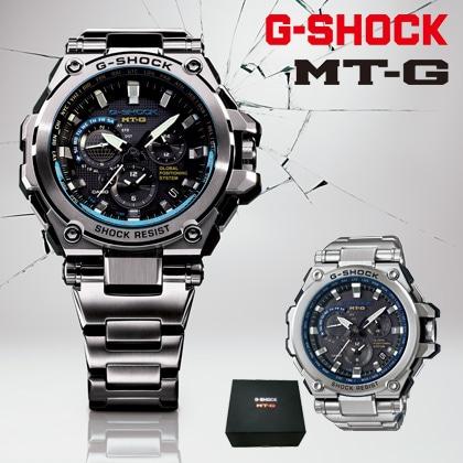 [G−SHOCK]GPSハイブリッド電波ソーラーウォッチ 4コマヅメ