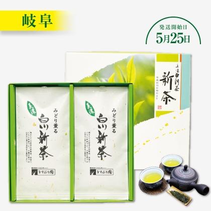 白川新茶A(80g×2)