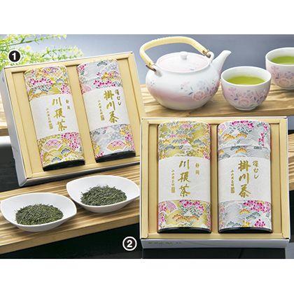 会員限定 静岡・小山園の「静岡茶詰合せ」 B