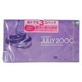 オカモトコンドーム ジュリー2000 12個×3パック