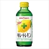 ポッカサッポロ キレートレモン 155ml×6本