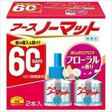 アースノーマット 取替えボトル60日用 微香性 2本入[防除用医薬部外品]