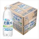 天然水 炭酸水 1000ml×12本(1ケース)