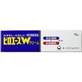 ピロエースWクリーム 15g[第2類医薬品]