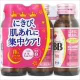 チョコラBBドリンクビット 50ml×3本[第3類医薬品]