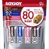 SOYJOY(ソイジョイ) カロリーコントロール 80kcal(1単位) 9本入